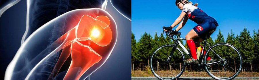 Knee pain in Cyclists Blog